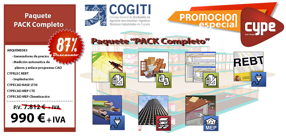 PACK COMPLETO SOFTWARE CYPE